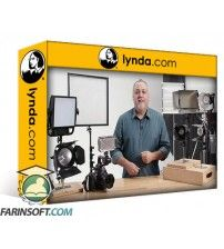 آموزش Lynda Video Lighting: Choosing Lighting Gear