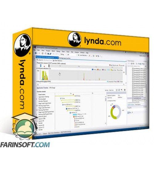 آموزش Lynda Building Cloud Connected Universal Windows Apps