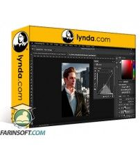 آموزش Lynda Photoshop Selections: Tips Tricks and Techniques