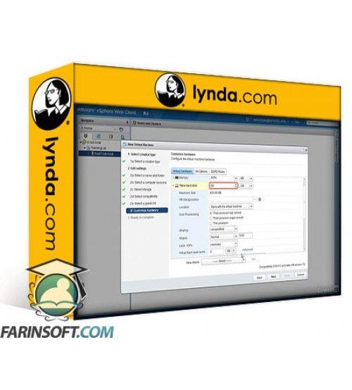 دانلود آموزش Lynda VMware vSphere: Troubleshoot a Deployment