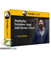 آموزش Lynda Deploying Container Apps with Docker Cloud