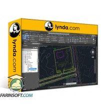 آموزش Lynda AutoCAD Civil 3D: Pressure Pipe Design
