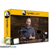 دانلود آموزش Lynda Vlogging for Business