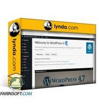 آموزش Lynda WordPress: Creating an Intranet Website
