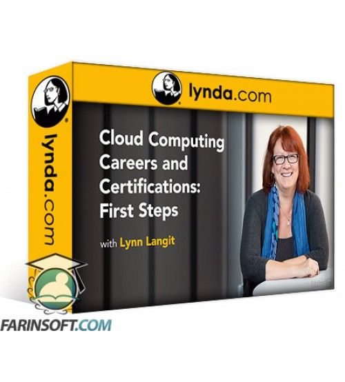 آموزش Lynda Cloud Computing Career Paths and Certifications: First Steps