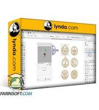 آموزش Lynda Drawing Vector Graphics: Iconography