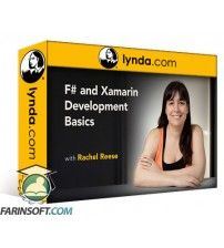 دانلود آموزش Lynda F# and Xamarin Development Basics