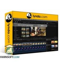 آموزش Lynda Final Cut Pro X Guru: Web Video with Graphics