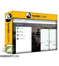آموزش Lynda Google Hangouts Essential Training
