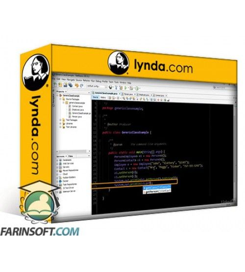 آموزش Lynda Java: Generic Classes