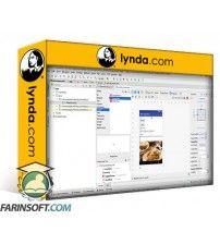 آموزش Lynda Android Development Essential Training: Design a User Interface