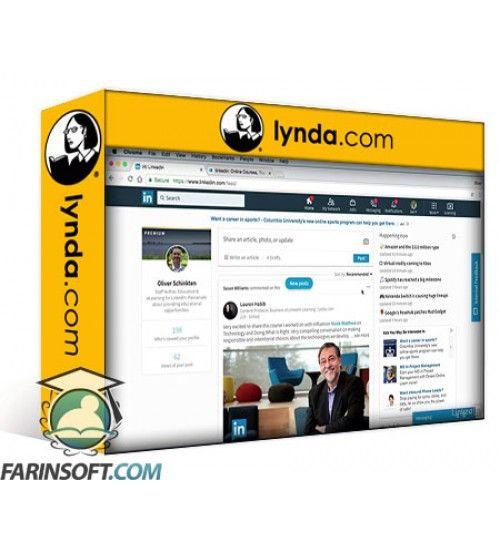 آموزش Lynda Learning LinkedIn