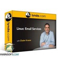 دانلود آموزش Lynda Linux: Email Services