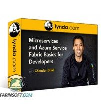 آموزش Lynda Microservices and Azure Service Fabric Basics for Developers