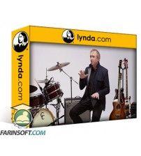 آموزش Lynda Music Theory for Songwriters: Rhythm