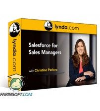 دانلود آموزش Lynda Salesforce for Sales Managers