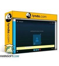 دانلود آموزش Lynda Skype for Business Essential Training