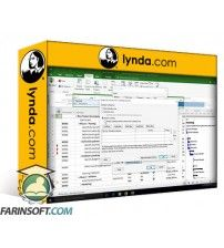 آموزش Lynda Working with Custom Fields and Formulas in Microsoft Project