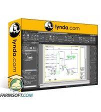 دانلود آموزش Lynda AutoCAD P&ID Essential Training: User