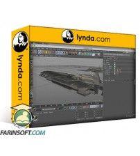 دانلود آموزش Lynda CINEMA 4D R18 Essential Training: VFX