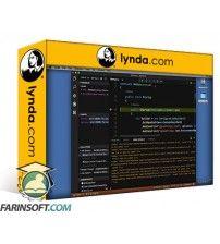 دانلود آموزش Lynda Learning Visual Studio Code