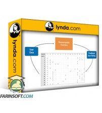 دانلود آموزش Lynda Machine Learning Fundamentals: Learning to Make Recommendations