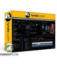 دانلود آموزش Lynda Premiere Pro Guru: Closed & Open Caption Workflows