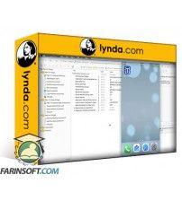 آموزش Lynda iOS App Development: Working with Widgets