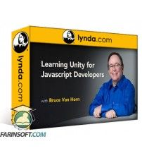 آموزش Lynda Learning Unity for JavaScript Developers