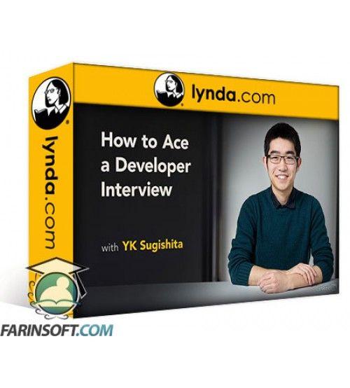 آموزش Lynda Get Ready for Your Coding Interview