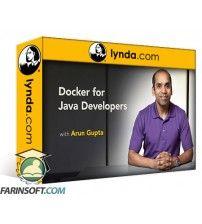 آموزش Lynda Docker for Java Developers