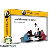 دانلود آموزش Lynda Field Sales