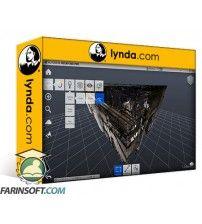 دانلود آموزش Lynda Learning Autodesk ReCap 360