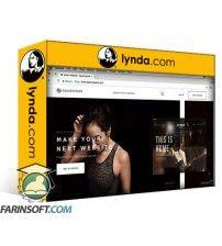 دانلود آموزش Lynda Learning Squarespace
