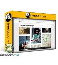 دانلود آموزش Lynda Marketing on Pinterest
