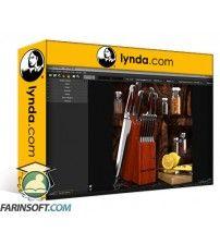 آموزش Lynda Maxwell Render for Product Visualization