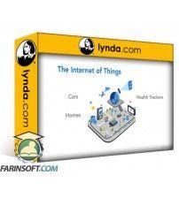 آموزش Lynda Securing the IoT: Introduction