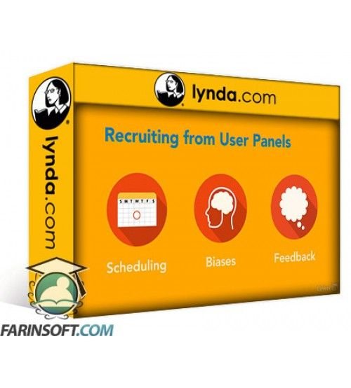 آموزش Lynda UX Research Methods: Interviewing