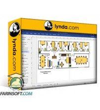 آموزش Lynda Visio Tips and Tricks