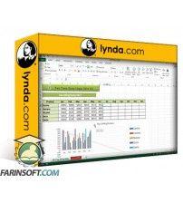آموزش Lynda Cert Prep: Excel 2013 Microsoft Office Expert Part One (77-427)