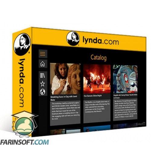 آموزش Lynda Create Universal Windows Apps for Xbox One: Enhance Your First App