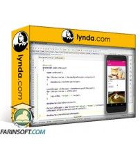 دانلود آموزش Lynda Android App Development: Data Persistence Libraries