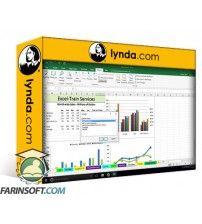 دانلود آموزش Lynda Excel 2016: Managing Multiple Worksheets and Workbooks