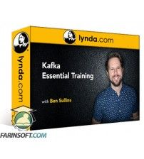 آموزش Lynda Kafka Essential Training