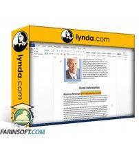 آموزش Lynda Cert Prep: Word 2013 Microsoft Office Expert Part One (77-425)