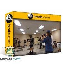 آموزش Lynda Learning Documentary Video: 2 Production