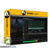 آموزش Lynda Introduction to Video Sound Design