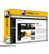 آموزش Lynda Learning Genesis for WordPress