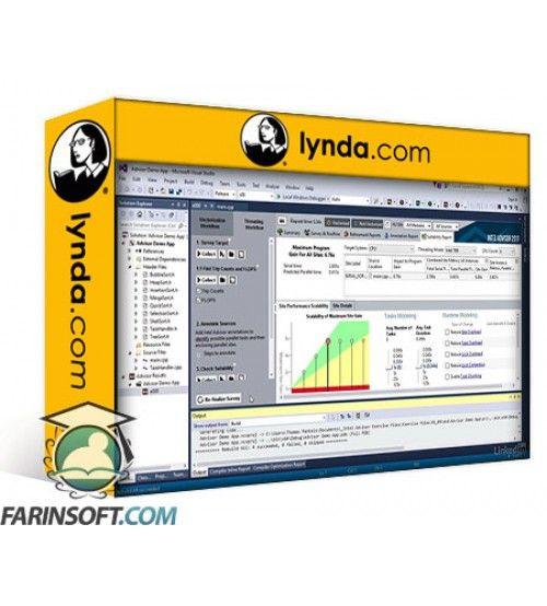 آموزش Lynda Windows Performance Toolkit: Single- to Multi-Threaded Apps Using Intel Advisor