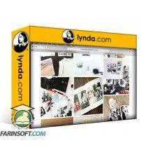 دانلود آموزش Lynda Creating a Photography Portfolio